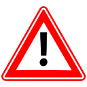 Sign Color Warning
